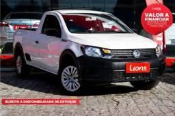 Título do anúncio: Volkswagen Saveiro Robust 1.6