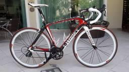 Bike speed Specialized S-Works Carbon