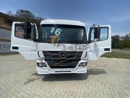 Título do anúncio: Atego MB 2426 truck baú