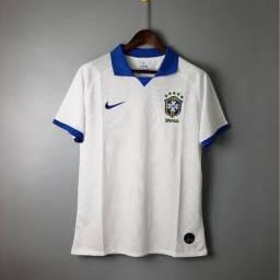 Camisa Do Brasil 20/21