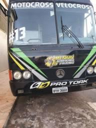 Título do anúncio: Ônibus Motor Home