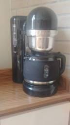 Maquina de café / cafeteira elétrica kitchen aid