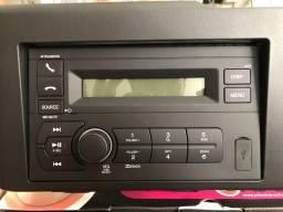 Rádio original Honda Fit 2017 novo