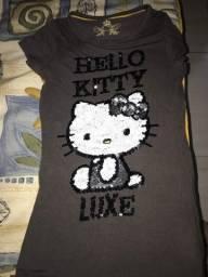 Roupa hello kitty