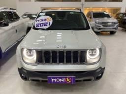 Título do anúncio: Jeep Renegade Limited 2021; MontK veículos anuncia