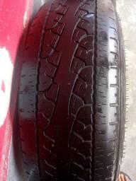 Vendo 4 pneus pireli Scorpion R225/65/17