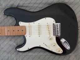 Guitarra Canhota (!) SX Sst57 Vintage Series com Bag