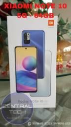 Xiaomi Note 10 5G - 4gb/64gb Armazenamento - Lançamento 2021