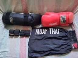 Kit Muay Thai seminovo