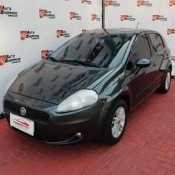 Título do anúncio: Fiat punto attractive 1.4 cinza 2011