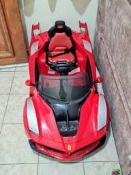 Título do anúncio: Veículo elétrico com controle - Ferrari