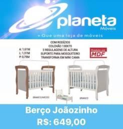 Título do anúncio: BERÇO JOÃOZINHO PROMOÇÃO // GATOS GATOS