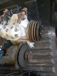 Compressor ar condicionado thermo King x430 completo