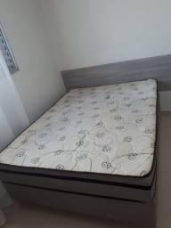 Vende-se cama box casal