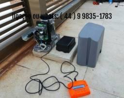 Manutenção Para Motor Portão Eletrônico