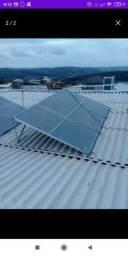 Aquecedor Solar Instalação e Manutenção