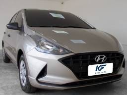 Título do anúncio: Hyundai HB20 1.0 Sense 2022 Prata Completo
