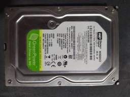 HD 500gb com w10 instalado
