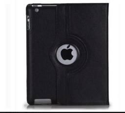 Capa giratória para iPad 2, 3 e 4