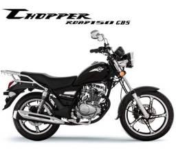 Moto Chopper 150