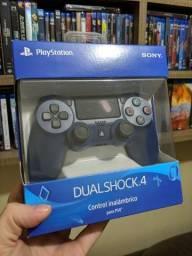 Título do anúncio: Controle Dualshock 4 para PS4 edição Midnight Blue original