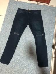 Título do anúncio: Calça jeans hands off original tam 46