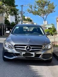 Mercedes C-180 1.6T Exclusive  2017/17 - Segundo dono