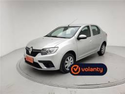 Título do anúncio: Renault Logan 2020 1.0 12v sce flex zen manual