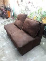 Sofa 2 lugares entrego