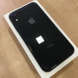 Loja física. iPhone XR 64Gb PRETO sem marcas bateria boa retira hoje!