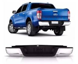 Título do anúncio: Parachoque Ford Ranger 2013/ Cabine dupla/Cabine simples traseiro cromado