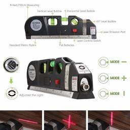 Título do anúncio: Nível Laser Profissional Trena Level Pro3 Estágios Nivelador