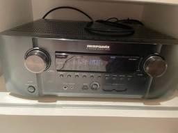 Amplificador Receiver Marantz SR5004 - 7 canais