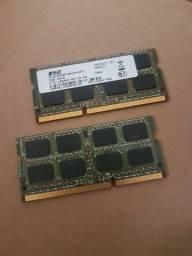 Título do anúncio: Memória DDR3