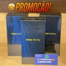 Título do anúncio: PROMOÇÃO! Poco X3 PRO 256GB 8GB - Novo Lacrado GARANTIA - MENOR TAXA do MERCADO!