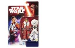 Boneco Star Wars Poe Dameron - The Force Awakens