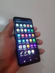 Samsung s9 128 giga 2chip biométrico desbloqueio facial