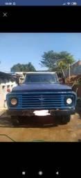 Título do anúncio: Vendo caminhão caçamba f600