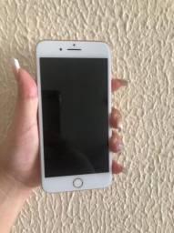 iPhone 8 Plus na cor rose 64 gigas