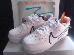 Nike Air force 1 React White University n°37 BR
