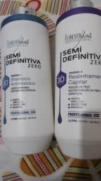 Shampoo alisamento