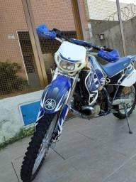 Yamaha WR 250 2T moto de trilha