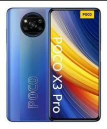 Poco X3 PRÓ 128GB/6 Ram Lacrado em até 12x