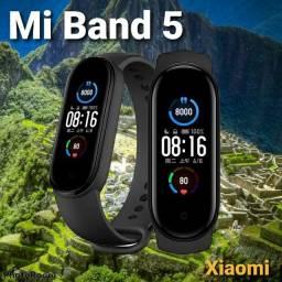 Mi band 5 Xiaomi Global - PROMOÇÃO