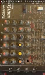 Mesa de som wattson R$150
