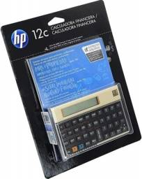 Calculadora HP 12C GOLD - [NOVO]