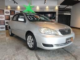 Toyota Corolla XEi 2007 com GNV em ótimo estado