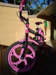 Bicicleta infantil, Aro 16 (menina)