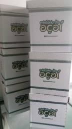 Caixa de 10 lts de açai Premium Cremoso