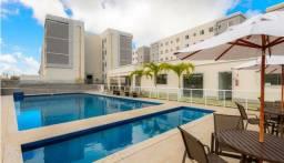 Alugo Apartamento com 2 quartos no Condomínio Jardim da Costa - Portal do Sol/Quadramares